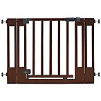 HomeSafe Deluxe Wood Walk-Thru Gate
