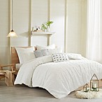 Urban Habitat Brooklyn Full/Queen Duvet Cover Set in Ivory