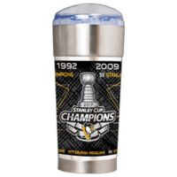 NHL Pittsburgh Penguins 2017 Stanley Cup Champions 24 oz. Stainless Steel Insulated Party Cup