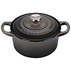 Le Creuset® Signature 1 qt. Round Dutch Oven in Oyster