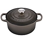 Le Creuset® Signature 2 qt. Round Dutch Oven in Marine