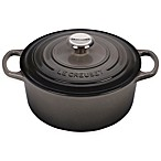 Le Creuset® Signature 4.5 qt. Round Dutch Oven in Oyster