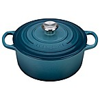 Le Creuset® Signature 4.5 qt. Round Dutch Oven in Marine