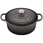 Le Creuset® Signature 5.5 qt. Round Dutch Oven in Oyster