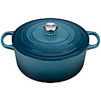 Le Creuset® Signature 7.25 qt. Round Dutch Oven in Marine