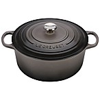 Le Creuset® Signature 9 qt. Round Dutch Oven in Oyster