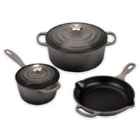 Le Creuset® Signature 5-Piece Cookware Set in Oyster