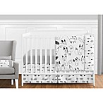 Sweet Jojo Designs Fox 11-Piece Crib Bedding Set