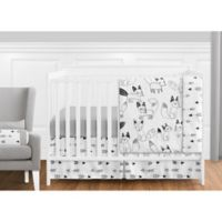 Sweet Jojo Designs® Fox 11-Piece Crib Bedding Set