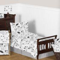 Sweet Jojo Designs Fox 5-Piece Toddler Bedding Set