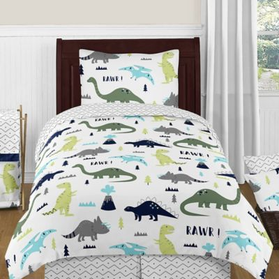 Buy Dinosaur Bedding Set from Bed Bath Beyond