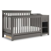 DaVinci Piedmont 4-in-1 Crib and Changer Combo in Slate