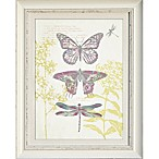 Arthouse Enchanted Dragonfly Framed Print