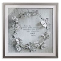 Arthouse Memories 3D Glitter and Diamante Wall Art