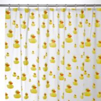 InterDesign® Ducks EVA Shower Curtain