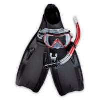 Pool Central Scuba Dive Set in Red