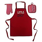 Little Chef  Kid's 3-Piece Apron Set