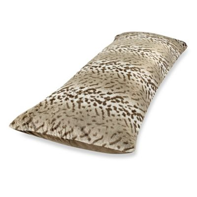 Buy Plush Body Pillow Covers from Bed Bath Beyond