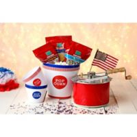 Wabash Valley Farms™ Whirley Popcorn Patriotic Color Changing Popping Set