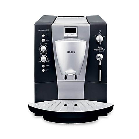 bosch benvenuto built in fully automatic coffee machine bed bath beyond. Black Bedroom Furniture Sets. Home Design Ideas