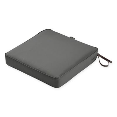 Classic Accessories® Montlake™ FadeSafe 17 Inch X 17 Inch Dining Seat  Cushion