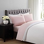 Truly Soft Everyday Queen Sheet Set in Blush