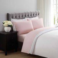 Truly Soft Everyday King Sheet Set in Blush