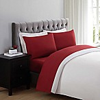 Truly Soft Everyday XL Twin Sheet Set in Red