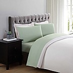 Truly Soft Everyday Queen Sheet Set in Sage