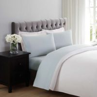 Truly Soft Everyday Queen Sheet Set in Silver Grey