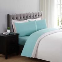 Truly Soft Everyday Full Sheet Set in Turquoise