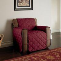 Microfiber Ultimate Chair Protector in Burgundy