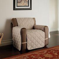Microfiber Ultimate Chair Protector in Natural