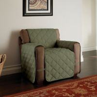 Microfiber Ultimate Chair Protector in Sage