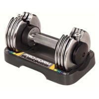 ProForm® Select-a-Weight Dumbbell in Grey