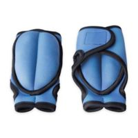 ProForm® 4 lb. Weighted Gloves in Blue