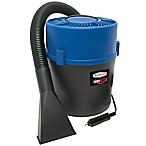 12-Volt Wet/Dry Canister Vacuum in Black