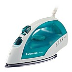 Panasonic® Steam Circulating Iron in Blue
