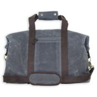 CB Station Voyager Weekender Bag in Slate