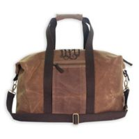 CB Station Voyager Weekender Bag in Khaki
