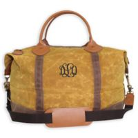 CB Station Solid Weekender Bag in Yellow