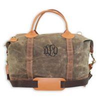 CB Station Solid Weekender Bag in Olive