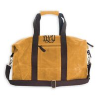 CB Station Voyager Weekender Bag in Yellow