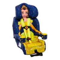 KidsEmbraceR DisneyR Belle Combination Booster Car Seat In Green