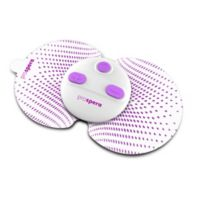 Prospera Magic TENS Electronic Pulse Massager in White/Purple