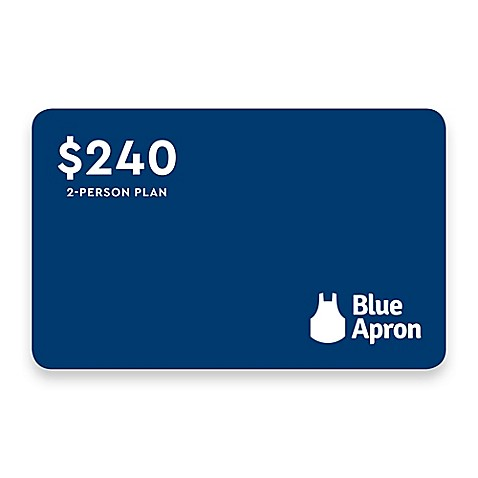 image of Discover Dinner with Blue Apron: 2-Person Plan, $240 Meal Credit