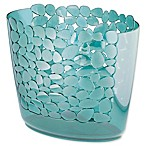 iDesign® Pebblz Wastebasket in Blue