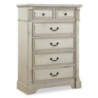 Bertini® Everett 6-Drawer Dresser in Antique Grey