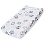 aden® by aden + anais® Pretty Pink Cotton Muslin Changing Pad Cover