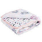 aden® by aden + anais® Pretty Pink Cotton Muslin Blanket
